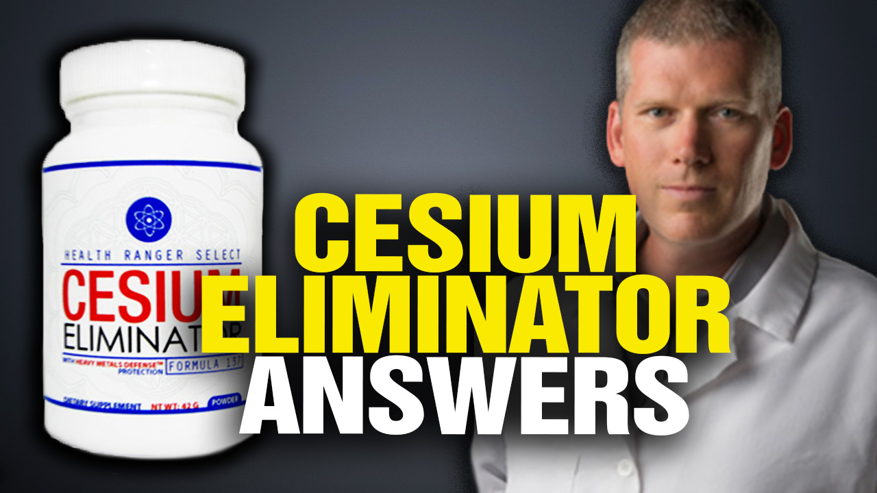 Cesium Eliminator Q&A for Radionuclide Protection (Video)